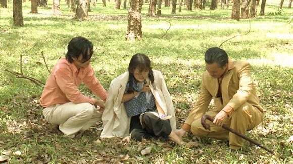 Cao Thái Hà, Lý Minh Thắng, sao Việt, Tiếng sét trong mưa