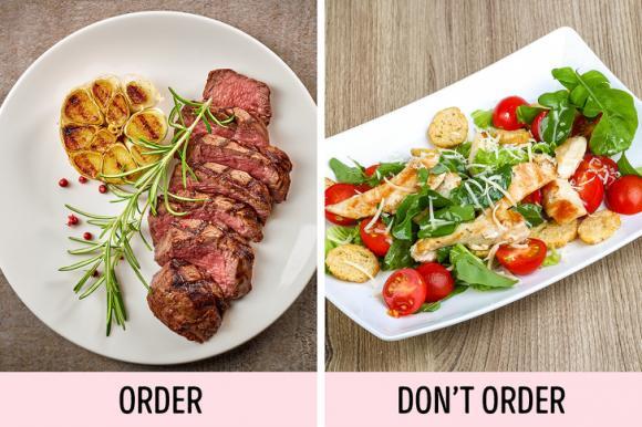 quy tắc khi đi ăn nhà hàng, quy tắc ưng xử, sai lầm khi đi ăn hàng