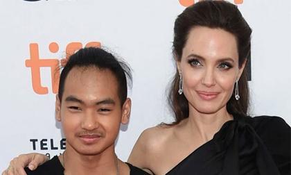 Angelina Jolie,Maddox,sao Hollywood