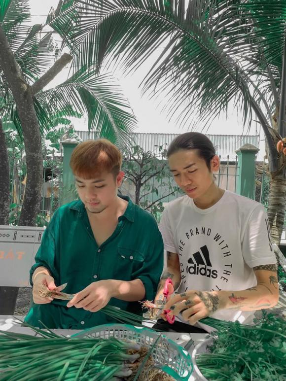 BB Trần, Lê Quang Lâm