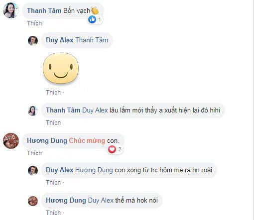 Âu Hà My, Duy Alex, con trai NS Hương Dung, giảng viên hot girl