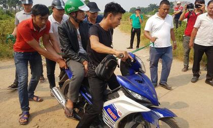 sát hại tài xế Grab tại Hà Nội, nam sinh chạy grab bị sát hại, tin pháp luật