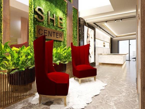 SHE Beauty Center, Thẩm mỹ SHE Center, Địa chỉ làm đẹp uy tín