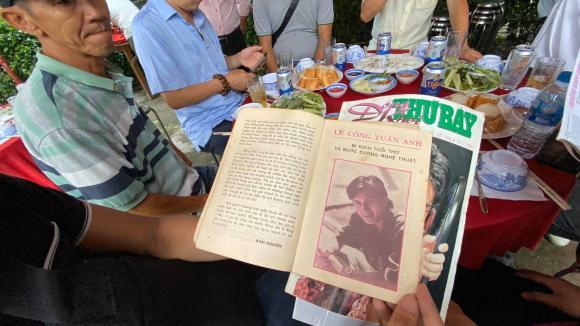 tài tử Lê Công Tuấn Anh, tài tử Lê Tuấn Anh, MC Quyền Linh, sao Việt