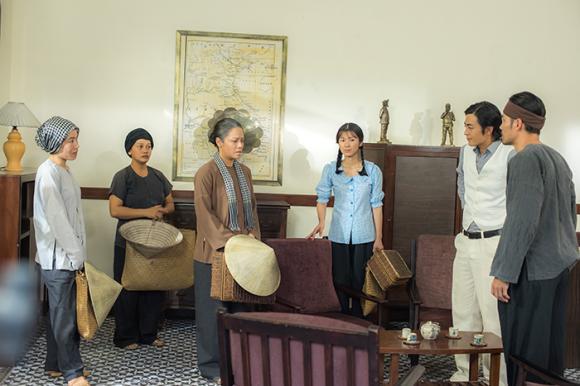 Tiếng sét trong mưa, diễn viên Cao Minh Đạt, diễn viên Nhật Kim Anh, đạo diễn Phương Điền
