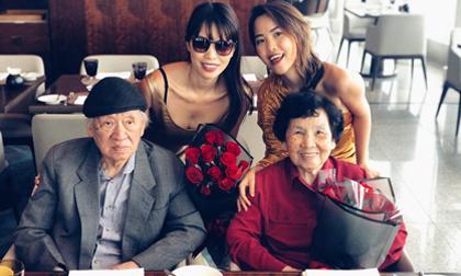 Hà Anh, siêu mẫu , sao Việt