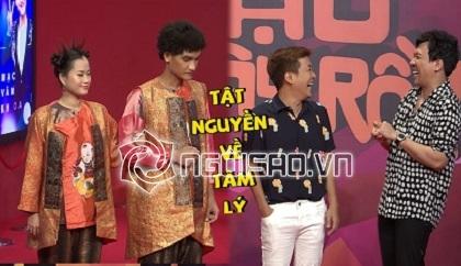 diễn viên hài Mạc Văn Khoa, danh hài Trường Giang, sao Việt