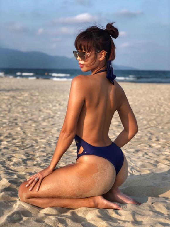 Hà Anh, siêu mẫu Hà Anh, sao Việt, con gái Hà Anh