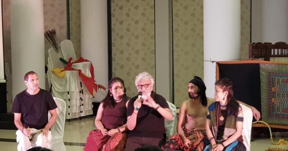 Nghệ sĩ quốc tế,nghệ sĩ sân khấu,liên hoan sân khấu hà nội