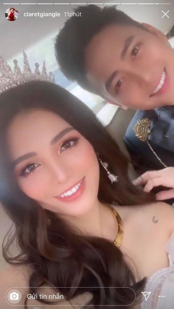 Claret Giang Lê, Rich kid, hội con nhà giàu
