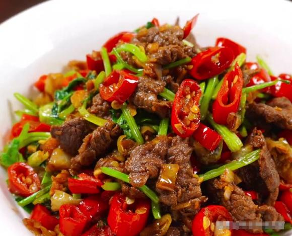 thịt bò, dạy nấu ăn