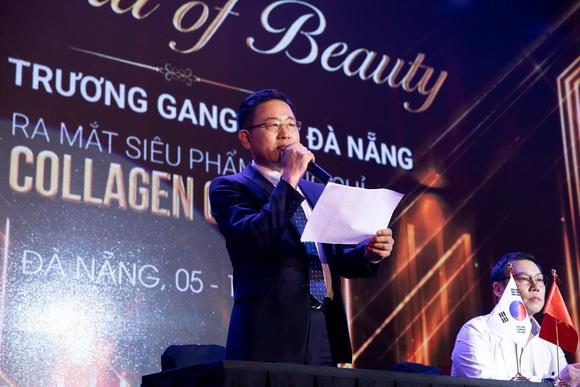 Viện thẩm mỹ Mega Gangnam, Trẻ hóa da, siêu chỉ trẻ hóa Collagen Gold Fiber