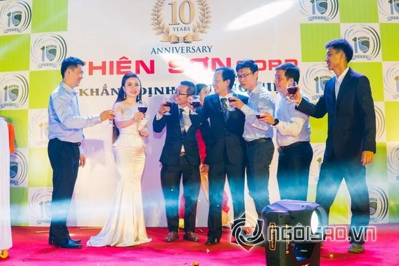 Á hậu doanh nhân Phan Phương, Công ty Thiên Sơn, Á hậu doanh nhân tài năng Phan Phương