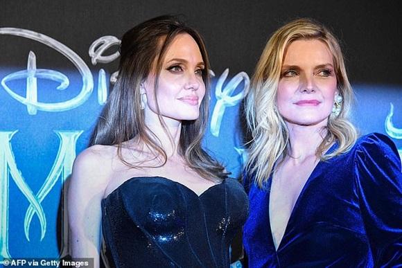 Angelina Jolie, sao Hollywood, phim Maleficent: Mistress Of Evil