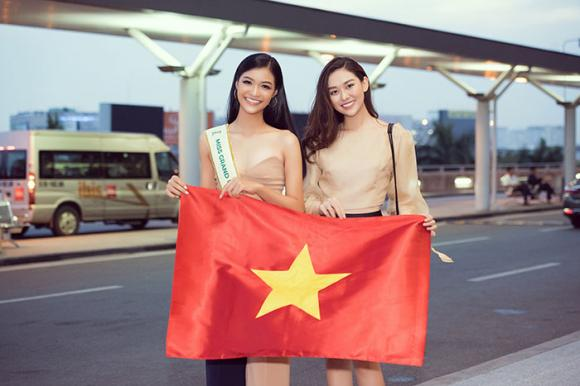 á hậu Kiều Loan, hoa hậu Thế giới Việt Nam 2019, Miss World Việt Nam 2019