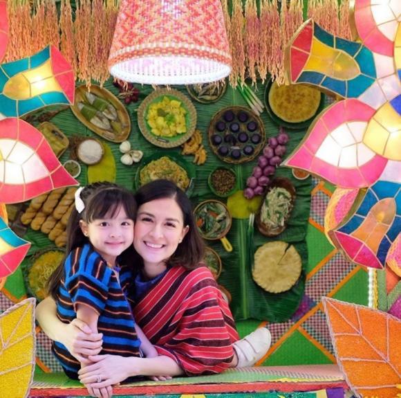 marian rivera, con gái marian rivera, bé zia, tự lập, mỹ nhân đẹp nhất philippines