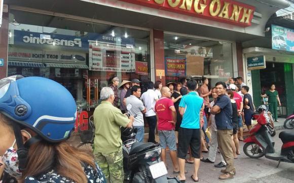 cướp tiệm vàng, Quảng Ninh