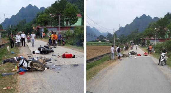 tai nạn giao thông, Lạng Sơn, tai nạn kinh hoàng