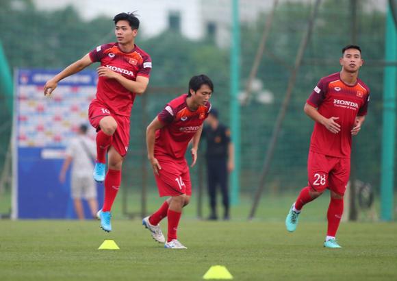 Việt Nam vs Malaysia, Park Hang Seo, Công Phượng, đội tuyển Việt Nam