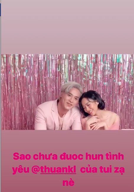 Diệu Nhi, Thuận Nguyễn, sao Việt
