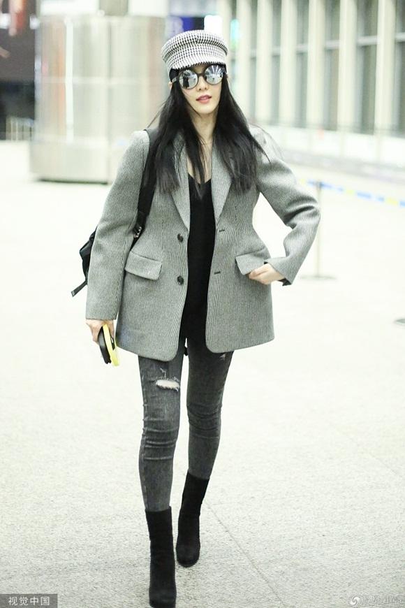 Phạm Băng Băng, sao Hoa ngữ, thời trang của Phạm Băng Băng