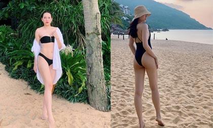 siêu mẫu Phạm Ngọc Thạch, Á hậu Ngô Trà My, sao việt