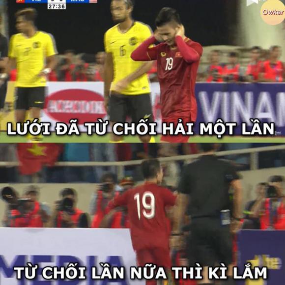 Quang Hải, Việt Nam, Malaysia, bàn thắng