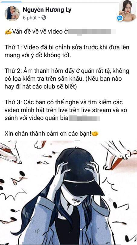 Hương Ly, Hương Ly cover, sao việt