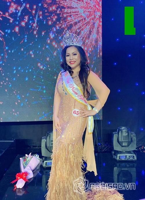Hoa hậu phu nhân toàn cầu tại Mỹ, Kayla Kao