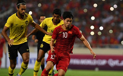 Park Hang Seo, Indonesia vs Việt Nam, Vòng loại World Cup 2022