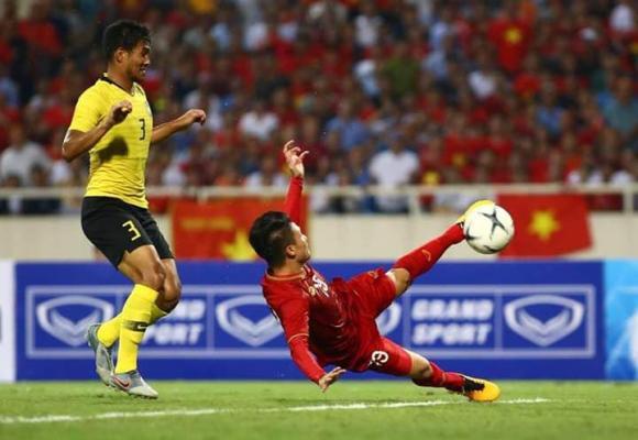 quang hải, đội tuyển việt nam, kết quả việt nam vs malaysia, vòng loại world cup