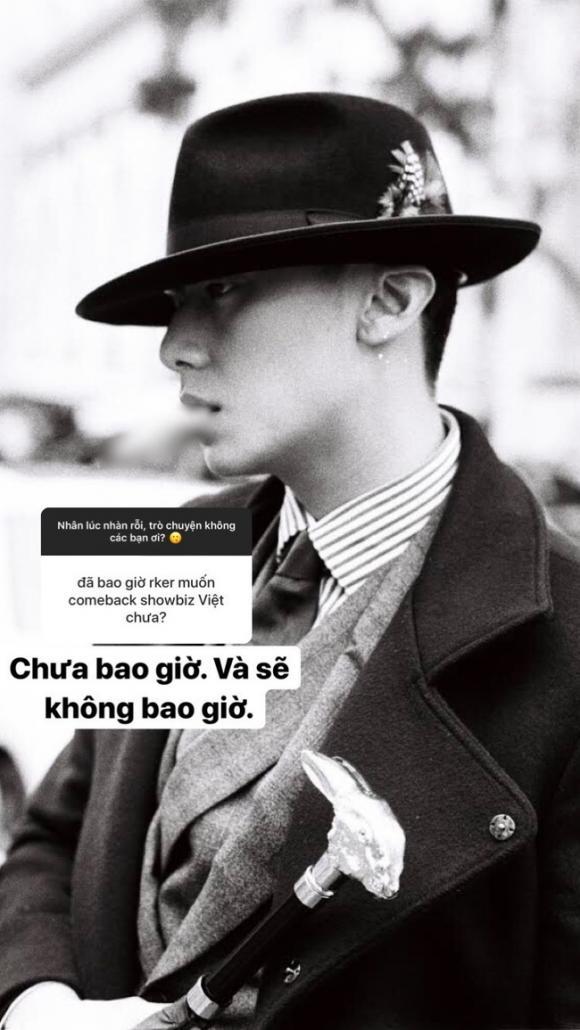 diễn viên Rocker Nguyễn, sao Việt
