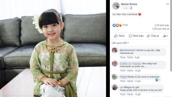 con gái Marian Rivera,mỹ nhân đẹp nhất Philippines,gia đình mỹ nhân đẹp nhất Philippines