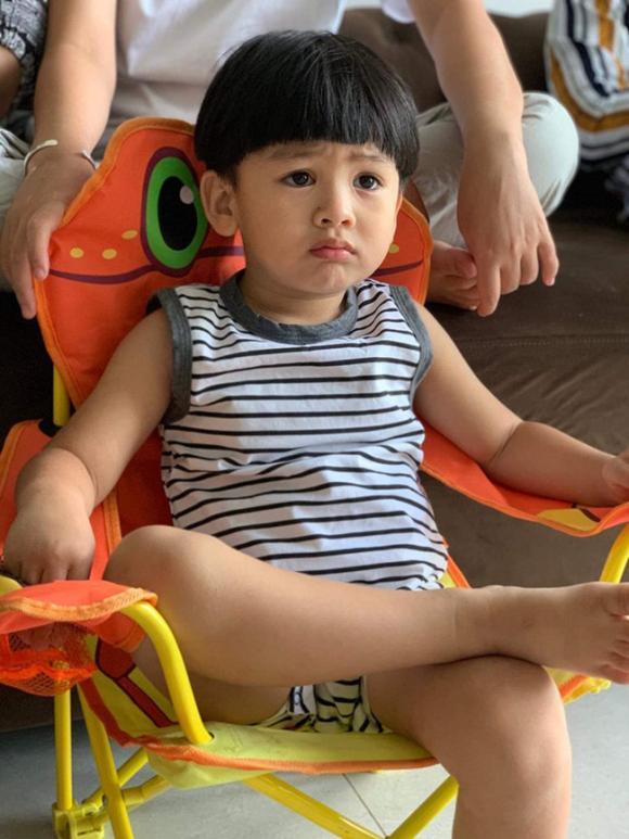 Ngọc Lan,Thanh Bình,con trai Ngọc Lan,sao Việt
