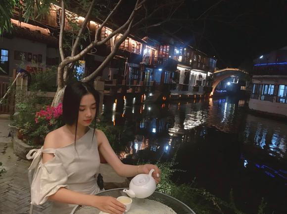 Thúy An, Á hậu Thúy An, sao Việt