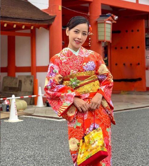 Chi Pu, Chi Pu ở Nhật Bản, sao việt