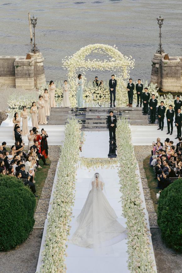 đám cưới sao Hoa ngữ,Văn Vịnh San,sao Hoa ngữ