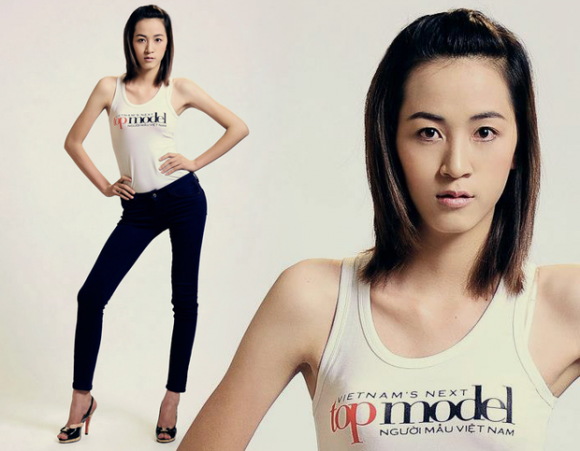 Vietnam's next top model,người mẫu việt nam,chân dài,siêu mẫu