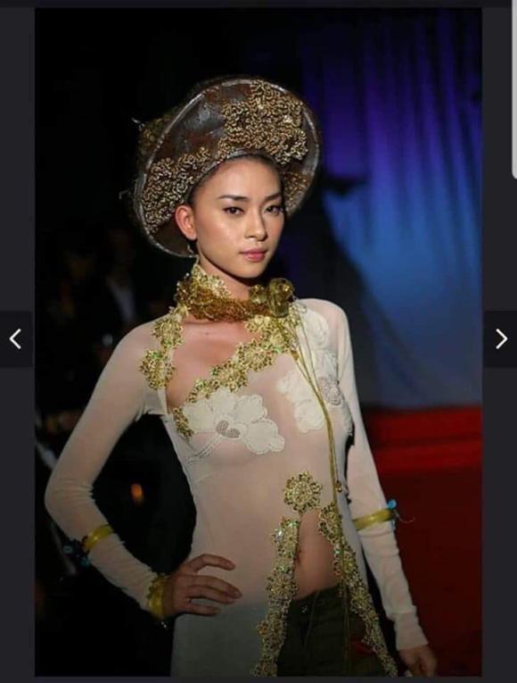 Diễn viên Ngô Thanh Vân,ngô thanh vân, áo dài, sao Việt