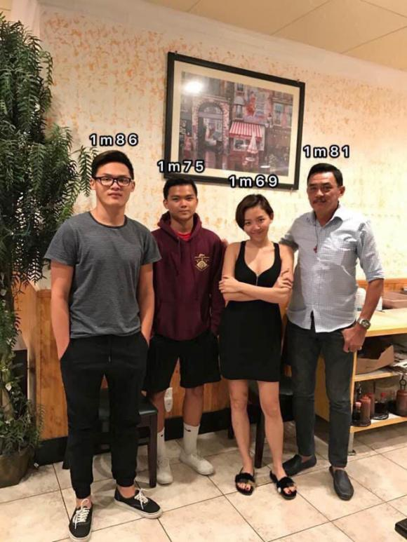 Ca sĩ Tóc Tiên, gia đình tóc tiên, sao Việt