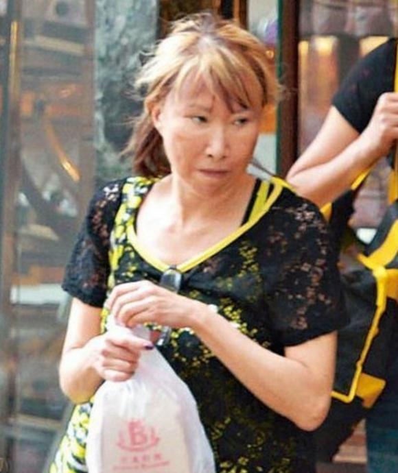 cựu nữ hoàng phim 18+ Hong Kong,Lý Hoa Nguyệt,sao Hoa ngữ