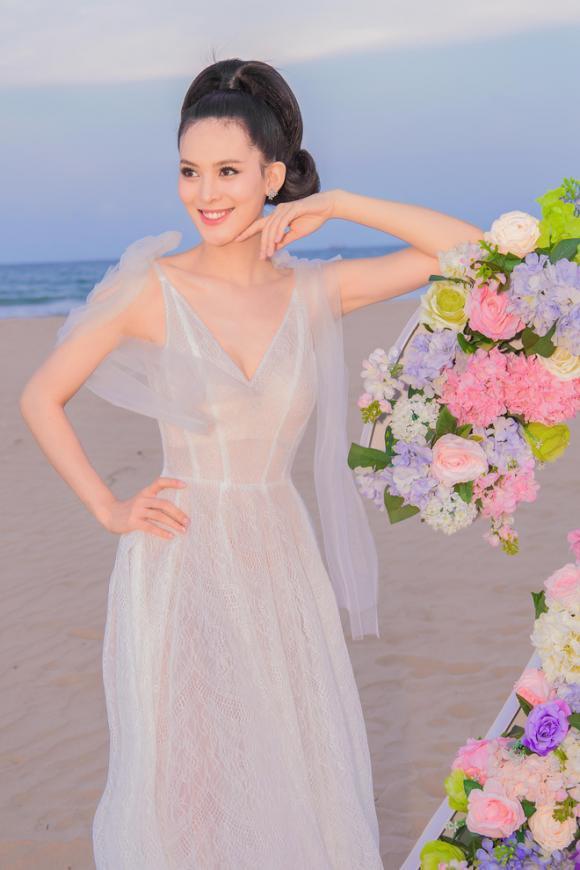 Sang Lê, người đẹp Sang Lê, sao Việt