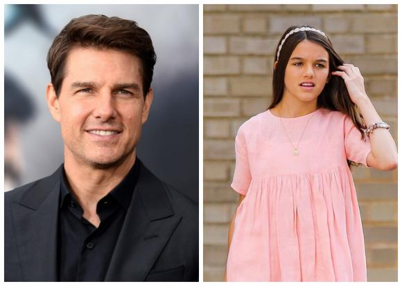 tom cruise, con nuôi tom cruise, suri cruise, sao hollywood