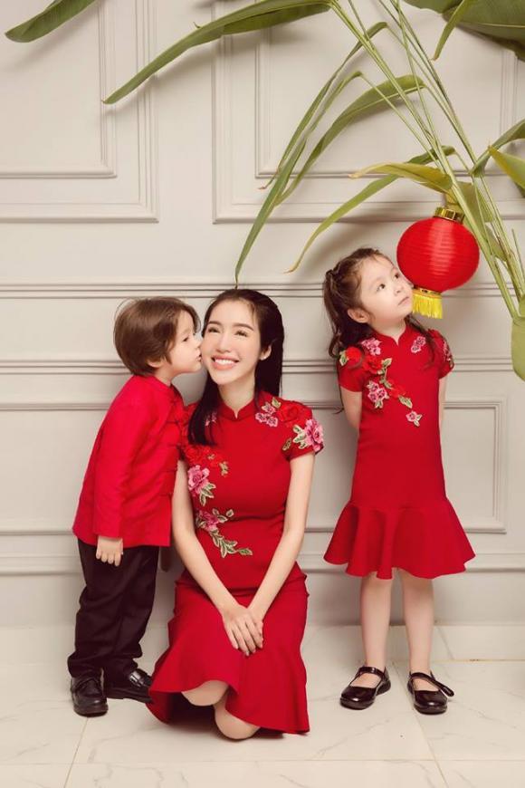 Elly Trần, con Elly Trần, sao Việt