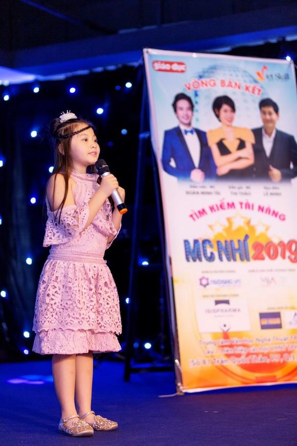Tìm kiếm Tài năng MC Nhí 2019, MC Thi Thảo