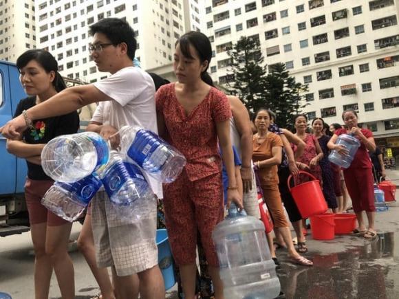 ô nhiễm nước sạch, nước sông Đà, Hà Nội, ô nhiễm dầu thải