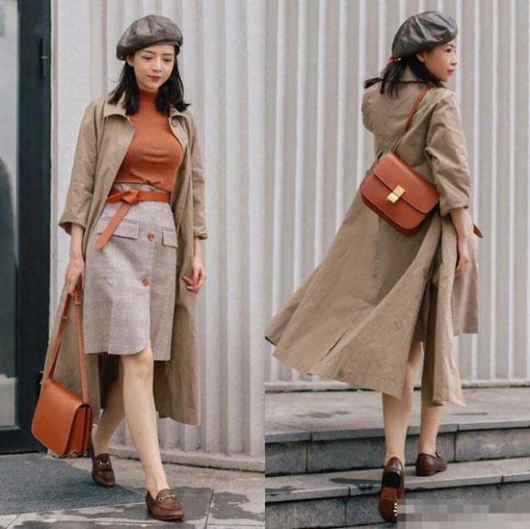 trang phục, thời trang thu, xu hướng thời trang thu