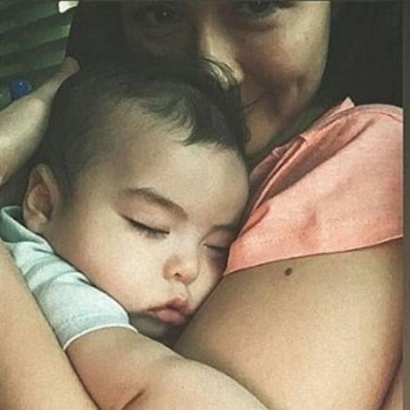 marian rivera, con trai marian rivera, mỹ nhân đẹp nhất philippines