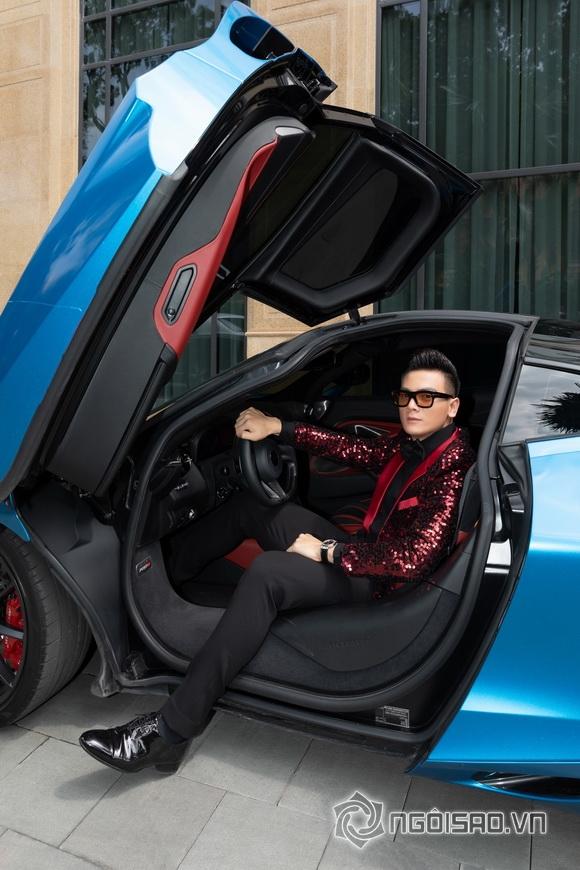 Gái già lắm chiêu 3, VOV Super Cars, Ninh Dương Lan Ngọc