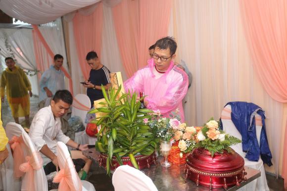 mưa lũ, Nghệ An, đám cưới